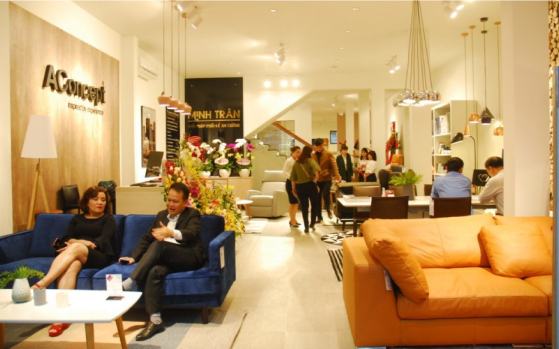 blog05 - Khai trương showroom One-stop Shopping Center Đà Nẵng