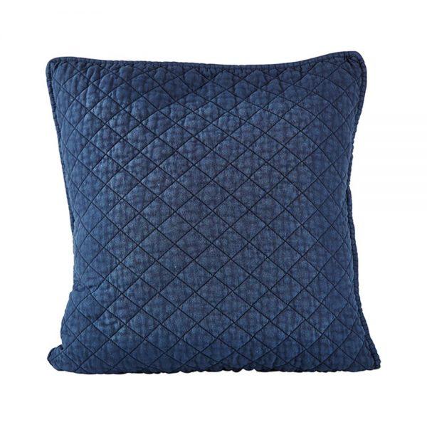 650000061 600x600 - Gối xanh hình đan vuông 45*45cm BO162367