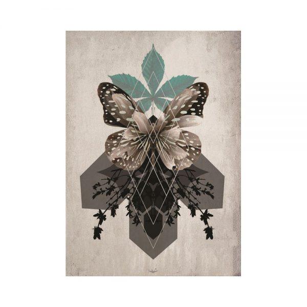 650000118 600x600 - Tranh in con bướm IN84027-5070