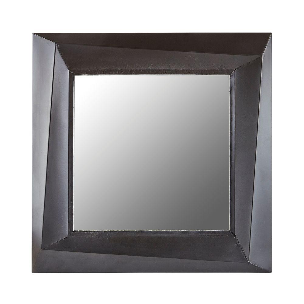 650000701 - Gương vuông viền đen L61x61cm BO472792