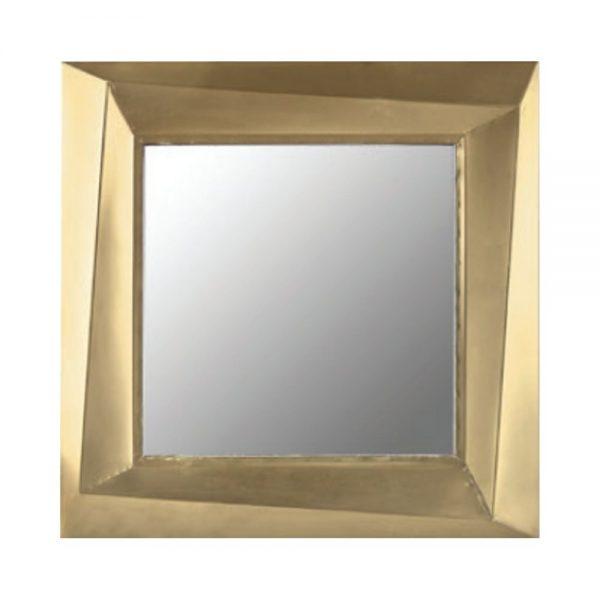 650000702 600x600 - Gương vuông viền vàng antique L61 BO2793
