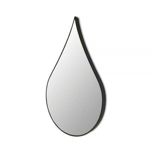 650001039 600x600 - Gương Droplet viền đen H80cm IN2298-80
