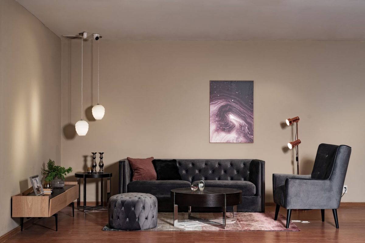Sofa Boyd Black