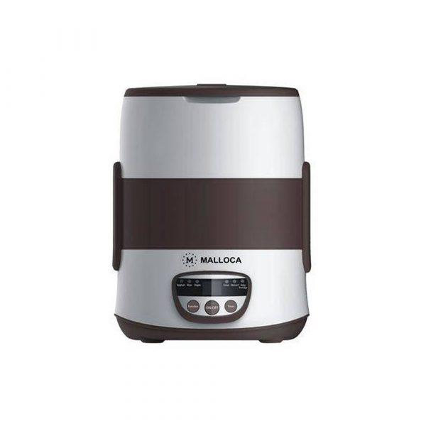 Mini Rice box malloca 600x600 - Hộp hâm nóng thức ăn MHLB-302