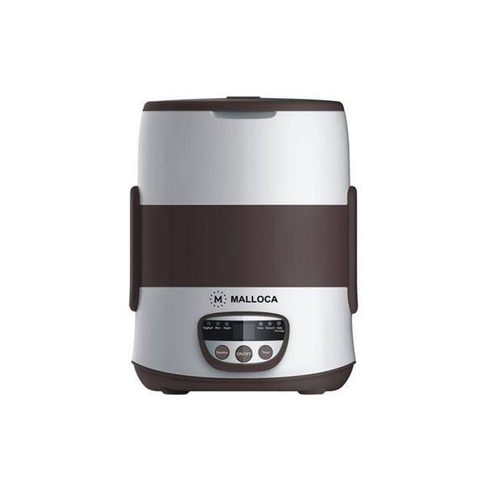 Mini Rice box malloca - Hộp hâm nóng thức ăn MHLB-302