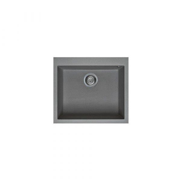 TITANIUM G 10573 600x600 - Chậu rửa đá Granite TITANIUM - Đơn