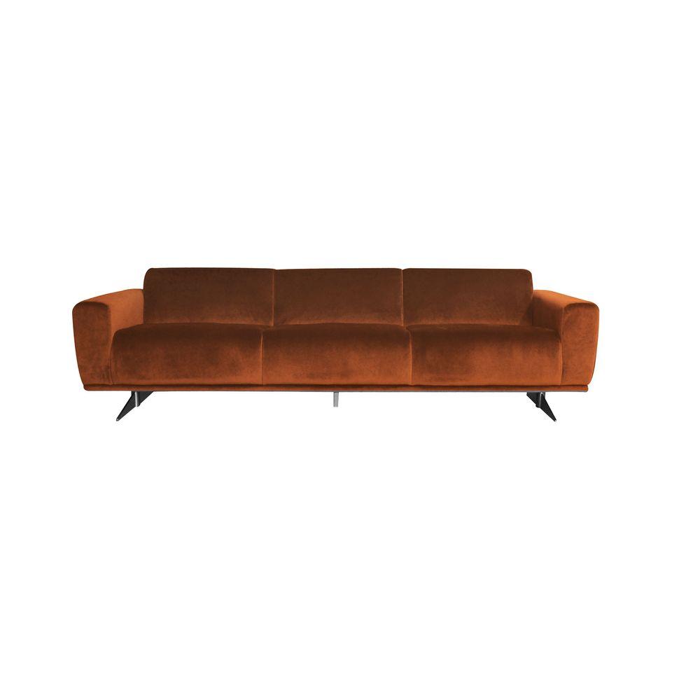 Sofa vải nhung Momo