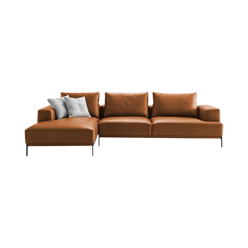 Sofa da tự nhiên Đà nẵng