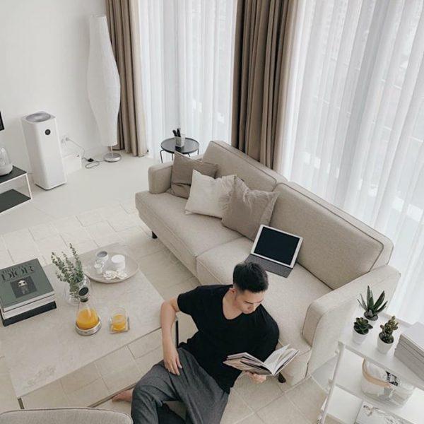 sofa dep da nang - Mẹo Trang Trí Phòng Khách Nhỏ Đẹp Đơn Giản Và Mang Cá Tính Riêng