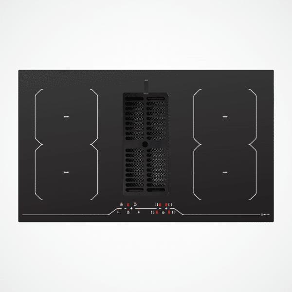 HIH 864 light 600x600 - Bếp từ kết hợp máy hút khói khử mùi Malloca HIH-864LI