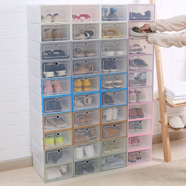 tu giay thong minh bang nhua 5 - Tủ Giày Thông Minh Bằng Nhựa - Ưu Điểm Và Mẫu Tủ Được Yêu Thích