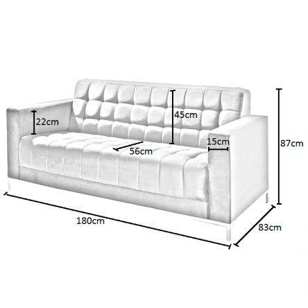 sofa 3 cho9 min - Top 10 Ghế Sofa 3 Chỗ Đáng Mua Nhất Hiện Nay Phù Hợp Với Mọi Gia Đình