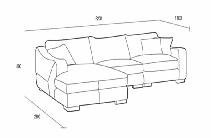 kich thuoc sofa chu l 3 min - Kích Thước Ghế Sofa Chữ L Chuẩn Và Thông Dụng Là Bao Nhiêu ?