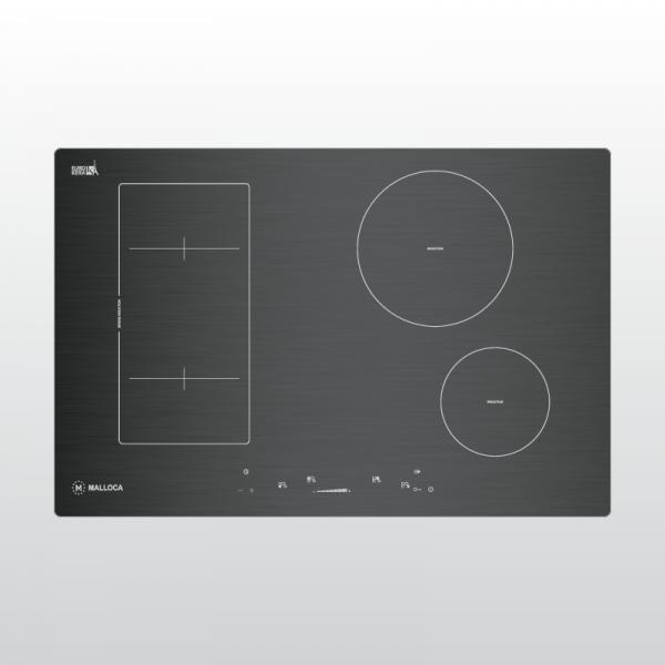 MH 04I BM 600x600 - Bếp kính âm 3 từ MI 593 WN